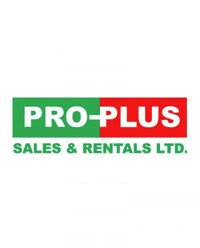 Pro Plus Sales & Rentals Ltd.